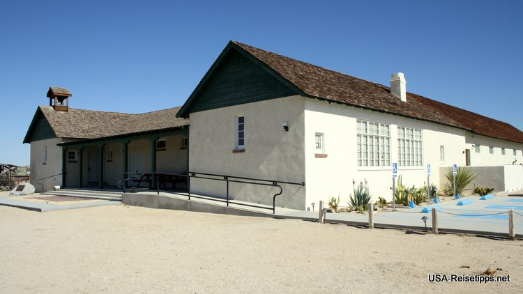 Das Old Schoolhouse Museum in 29Palms