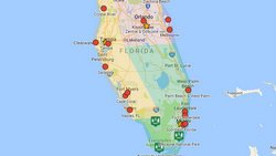 Urlaubsziele in Florida