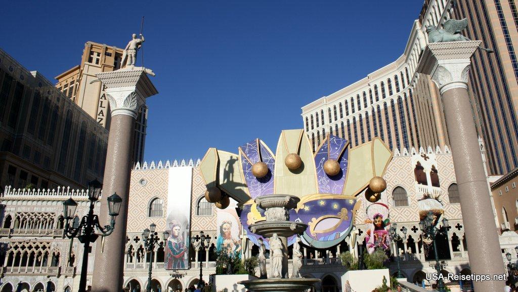 Las Vegas, NV Wie in Italien