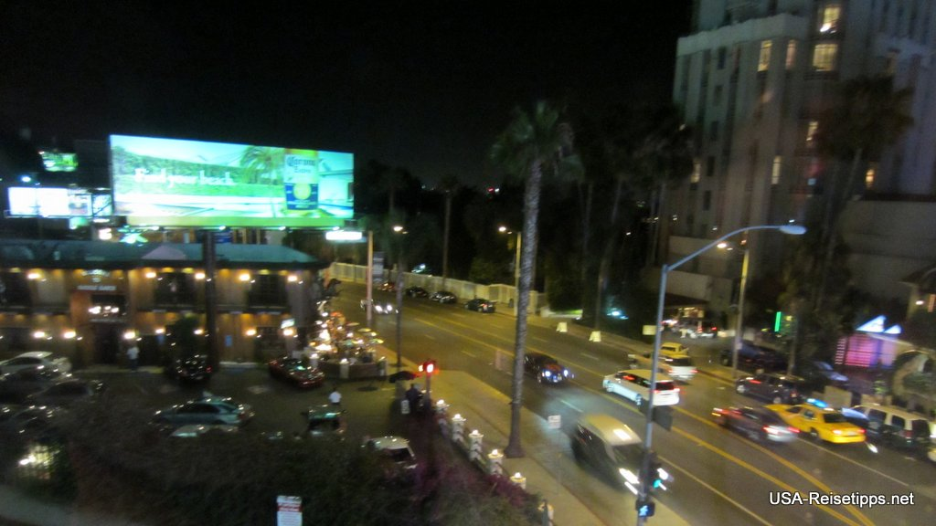 Los Angeles Sunset Blvd.