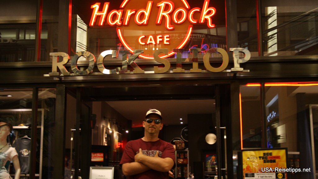 Los Angeles Hard Rock Cafe