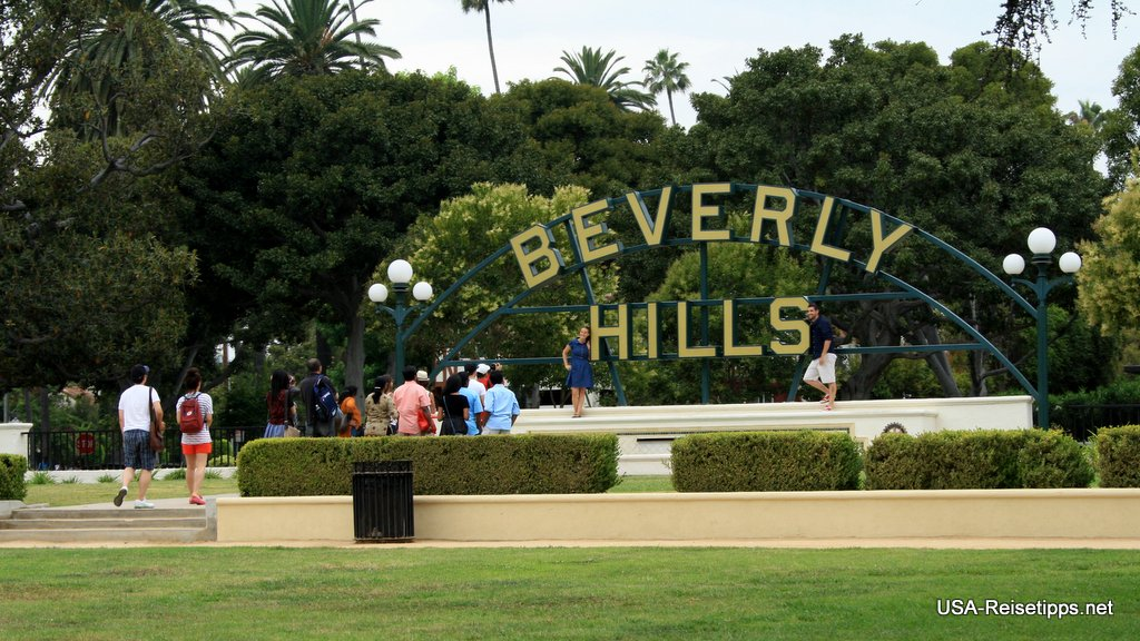 Los Angeles Beverly Hills.