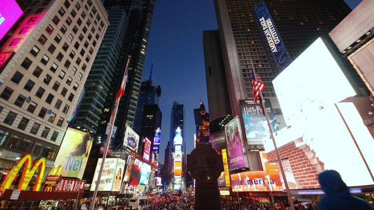 Hotels On Broadway Times Square New York